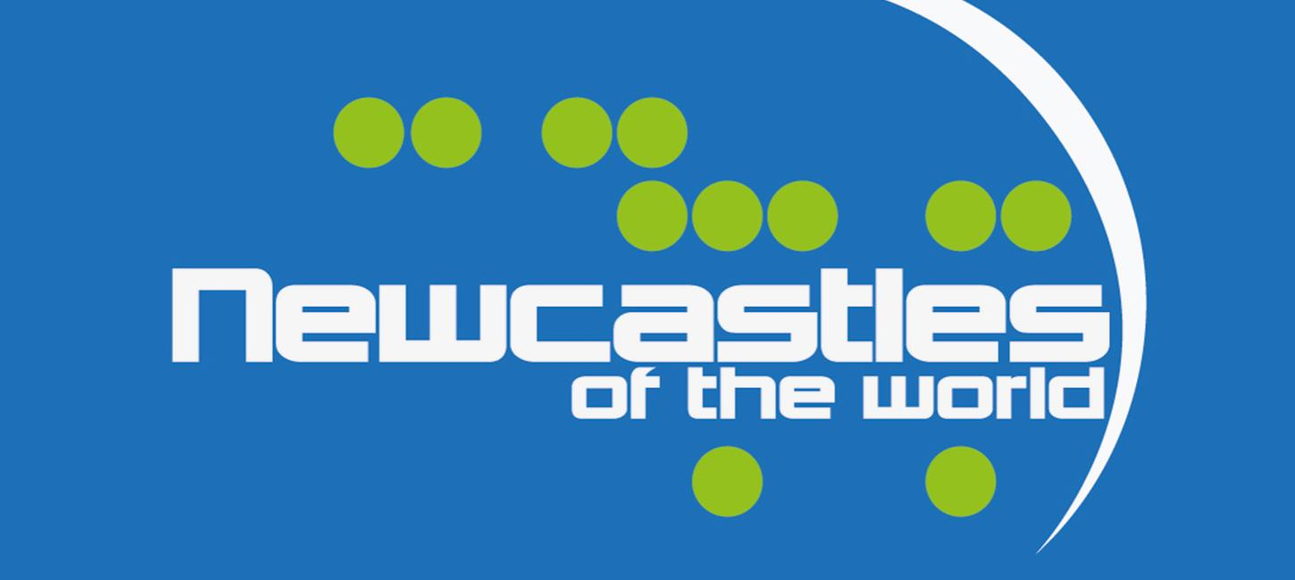 Newcastle of the World logo